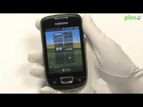 SAMSUNG GALAXY MINI - test recenzja Samsunga Galaxy Mini