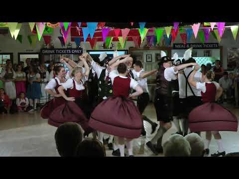 Concordia Club Enzian Schuhplattler Verein,So You Think You Can Tanz,Kitchener-Berlin 2014-10-14 1v2