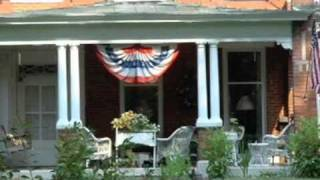 McClandish-Samual-Johnson House, 1121 Ann Street, Julia-Ann Square Historic District, Parkersburg WV