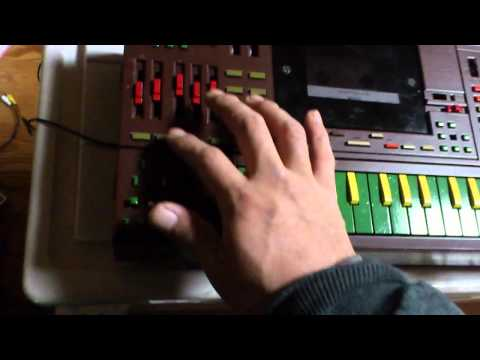 Casio Kx 101 Custam Electro Reggae Beat Make Try Yoth Jha Bress video