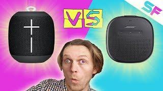 UE Wonderboom vs Bose SoundLink Micro - Full Comparison Review