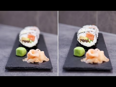 Jak Zrobić Sushi Futomaki Z Wędzonym łososiem | RobimySushi.com