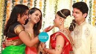 Sritha Shivadas Wedding Special Moments.....
