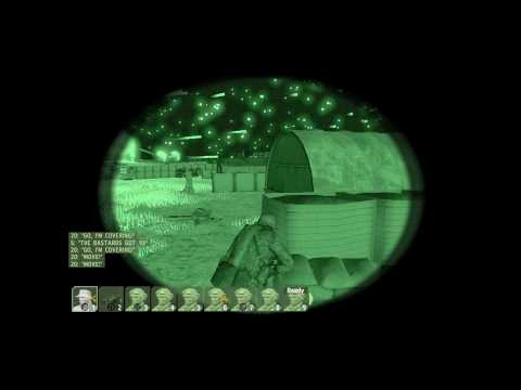 9thInfantry.com FOB Python The Longest Night  Arma 2 Combined Operations