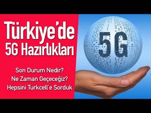 Türkiye'de 5G hazırlıkları l Turkcell'e sorduk