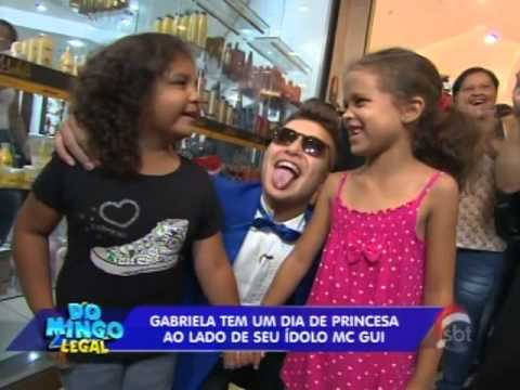 Domingo Legal (15/12/13) - MC Gui em