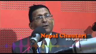Nepal Chautari 15th April 2016