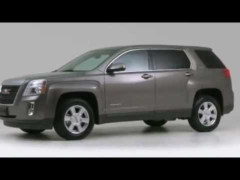 2012 GMC Terrain Video