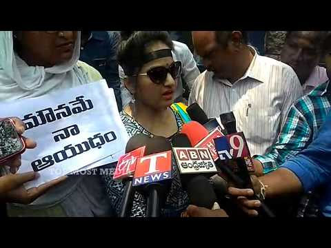 SHOCKING NEWS: Madhavi Latha Arrested For Protesting Against Sri Reddy | Top Most Media