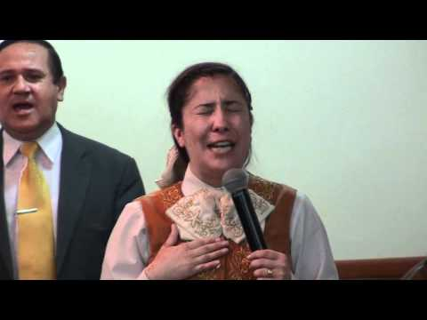 Gladys Muñoz En nombre de Jesús