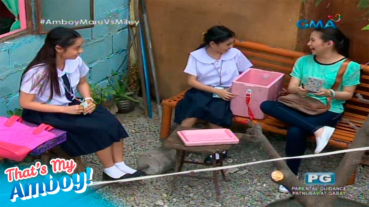That's My Amboy: Maru's good vibes for a good life