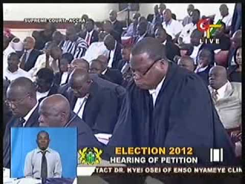 Final Address by Counsel for Petitioners Philip Addison - 2012 Election Petition Hearing (7-8-13)