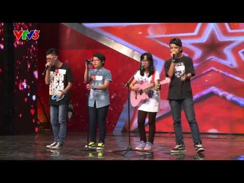 Vietnam's Got Talent 2014 - TẬP 3 ngày 12/10/2014