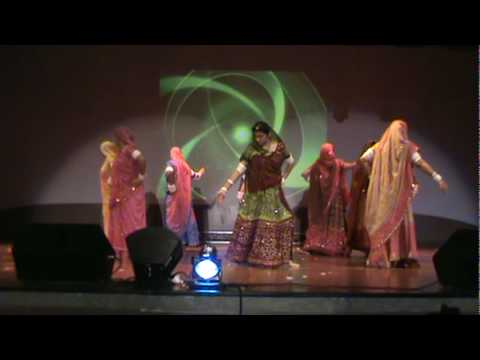 Anand Bazaar 2010 Ghumar Dance.mpg video