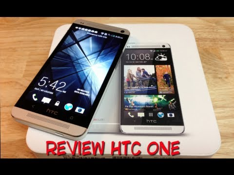 Review HTC One - Análisis completo