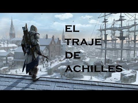 Assassin´s Creed 3 como conseguir el traje de Achilles