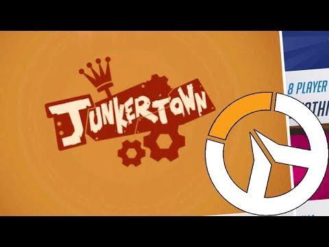 JUNKERTOWN! - Overwatch