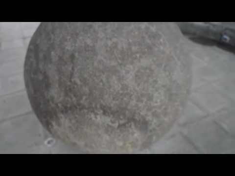 The mysterious spherical rocks of Central America   Costa Rica