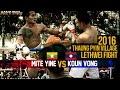Mite Yine vs Koun Vong, Myanmar Lethwei Fight 2016, Lekkha Moun, Burmese Boxing MP3