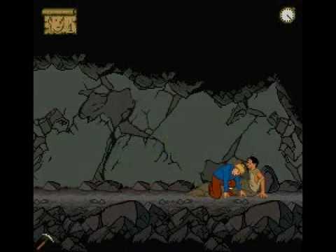 Soluce Tintin au Tibet partie 9/9 - Final - Grotte Du Yeti