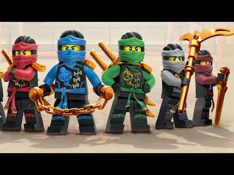 LEGO Ninjago ⚔️ Video Game 🛡️ Game Lego 2018