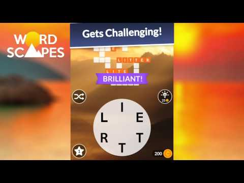 Wordscapes APK Cover