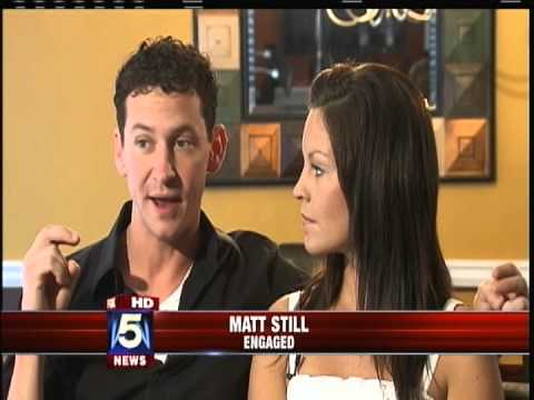 Matt and Ginny on Fox 5