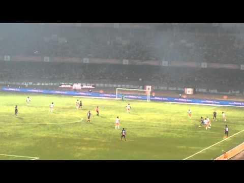 One of the best goal of Atletico De Kolkata