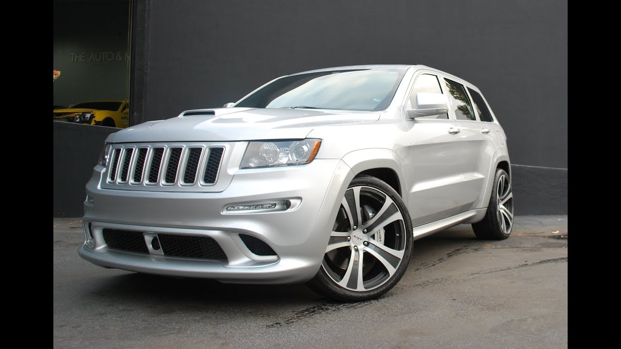 2012 Avorza Jeep Grand Cherokee Srt8 The Auto Firm By
