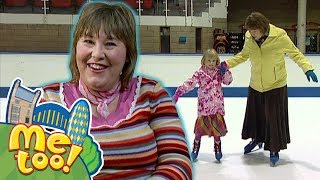 Me Too! - Ice Skating | Full Episode | TV Show for Kids