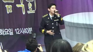 160329 최강창민 하하하송 full version 경찰병원 환우위문음악회