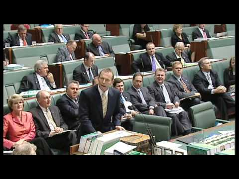 Abbott & Rudd debate Health & Hospital policy - Part 1/3