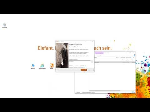 Elefant Praxissoftware: So funktioniert der Software-Download