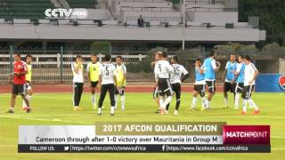 Egypt and Senegal qualify for AFCON 2017