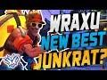 WRAXU INSANE JUNKRAT! [ OVERWATCH SEASON 7 TOP 500 ] MP3