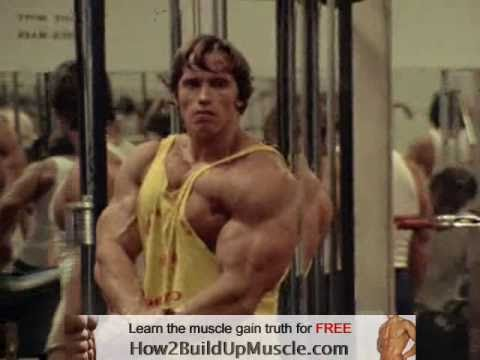 Pumping Iron Arnold Schwarzenegger Bodybuilding Tribute video