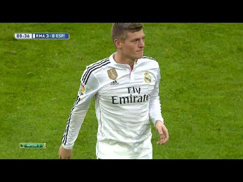 Toni Kroos vs Espanyol (H) 14-15 720p HD