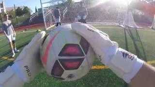 Saint Joseph's University Goalkeeper Training September 7th 2016 GoPro