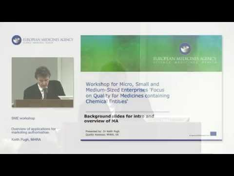 Introduction and Overview of applications for marketing authorisation
