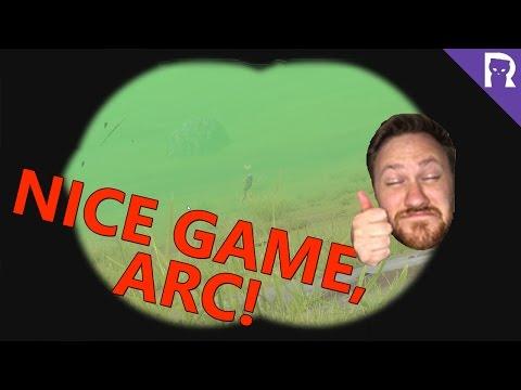 H1Z1 - NICE GAME, ARC!