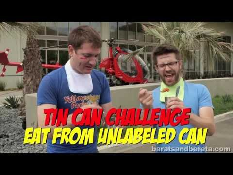 Rhett and Link's YouTube Challenge Challenge (Barats and Bereta)