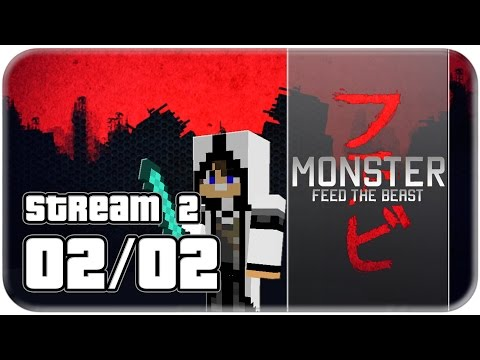 MINECRAFT FTB MONSTER Stream 2 vom 20.08.2014 [HD] [GER] - 2 / 2