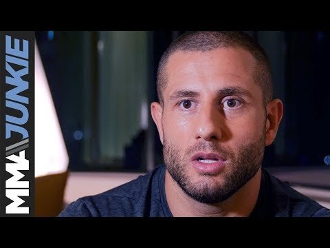 Gokhan Saki ready to ignite his fire for competition again, this time in Octagon