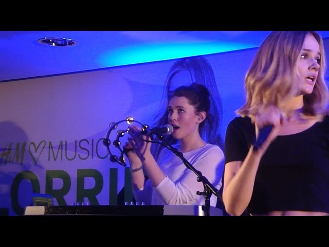 Florrie - Too Young To Remember Live