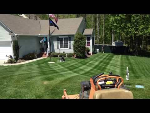 Chesterfield VA Lawn Care | Custom Lawn Maintenance (804) 530-2540