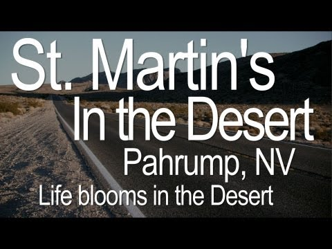 Transforming Churches: St. Martin's in the Desert - Pahrump, NV
