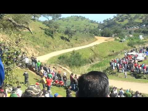 Rally de Portugal 2013,tramo santana da serra SS6