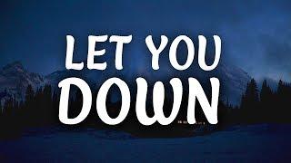 Download Lagu NF - Let You Down Lyrics (Corey K!ng Remix) Gratis STAFABAND