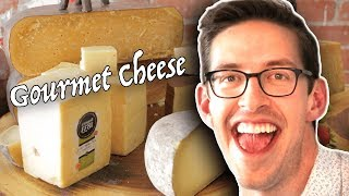 Keith Eats $500 Of Gourmet Cheese