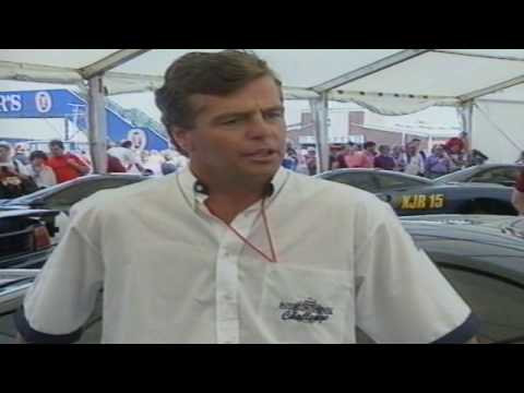 DERRICK WARRICK VIEWS ON NIGEL MANSELL 1991 BRITISH GRAND PRIX.